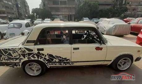 لادا 2105 مستعملة للبيع فى مصر  موديل 93