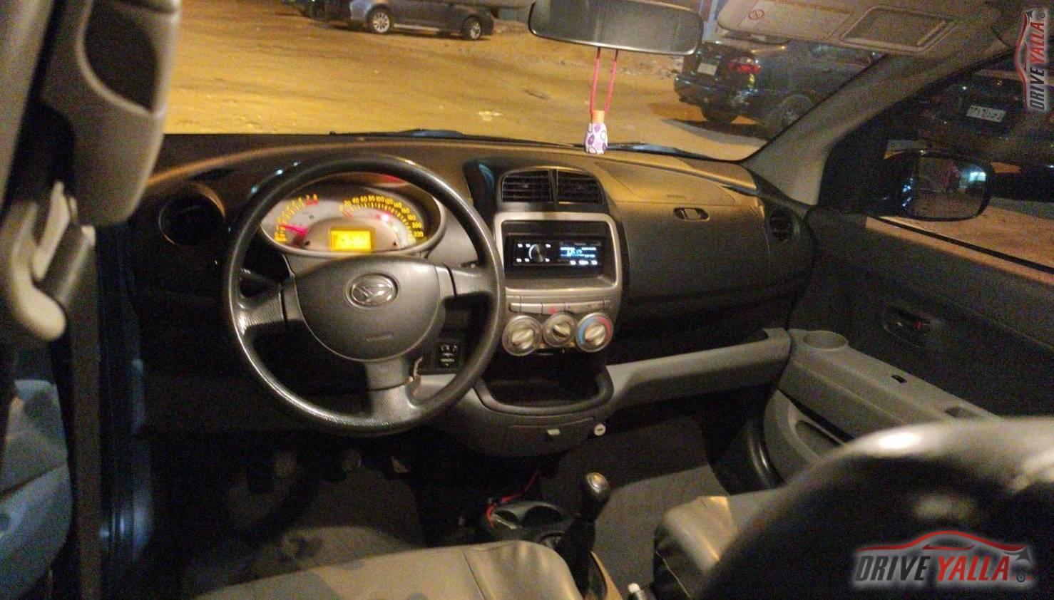 دايهاتسو سيرون مستعملة للبيع فى مصر 2009