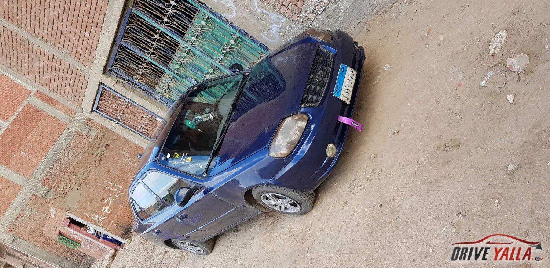هيونداي فيرنا مستعملة للبيع فى مصر  2011