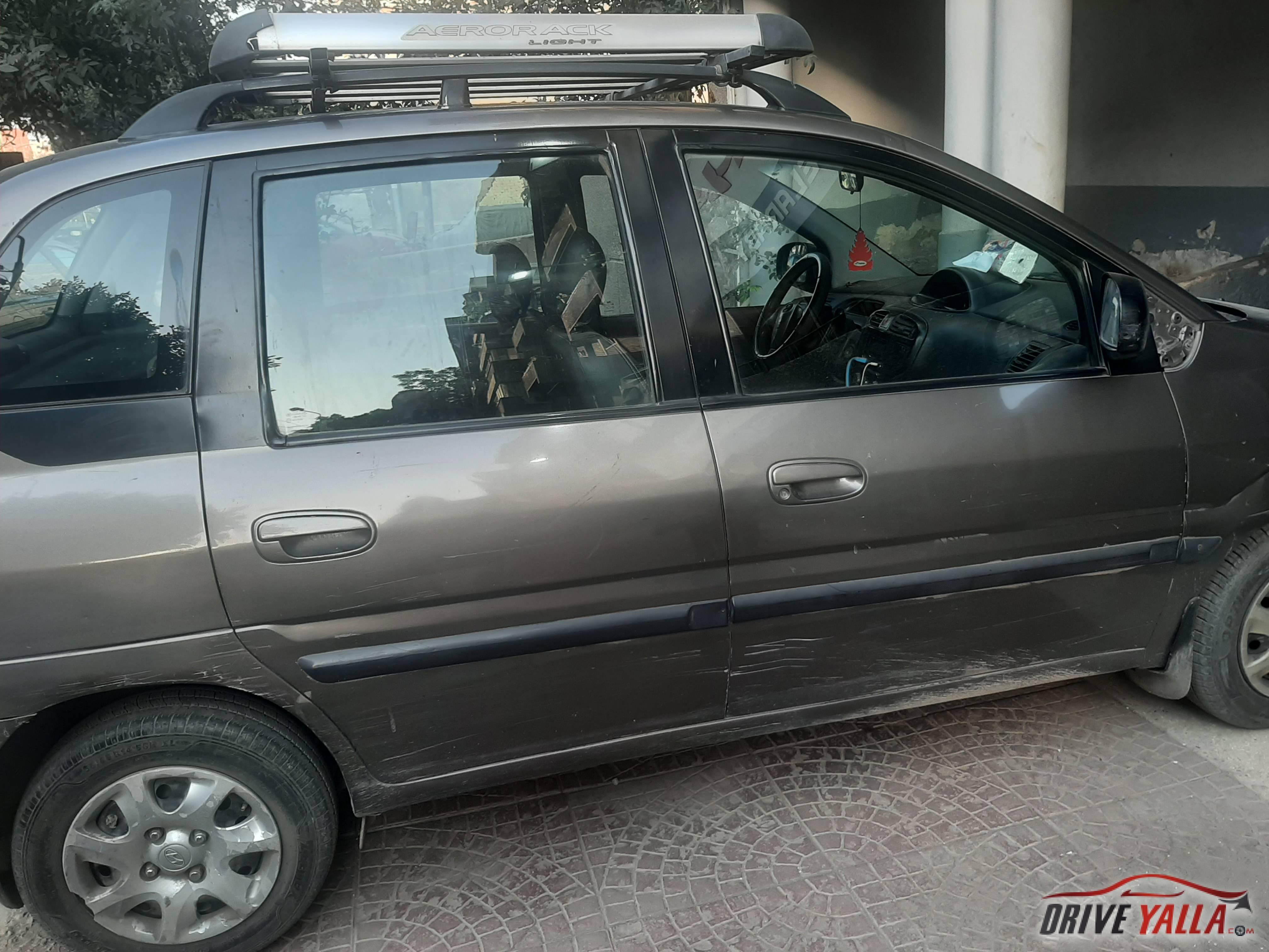 هيواندى ماتريكس مستعملة للبيع فى مصر  ٢٠١٠