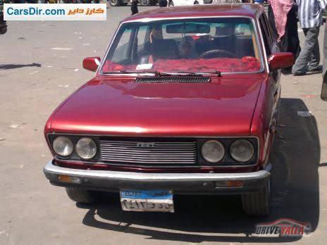 فيات 132 مستعملة للبيع فى مصر 1975