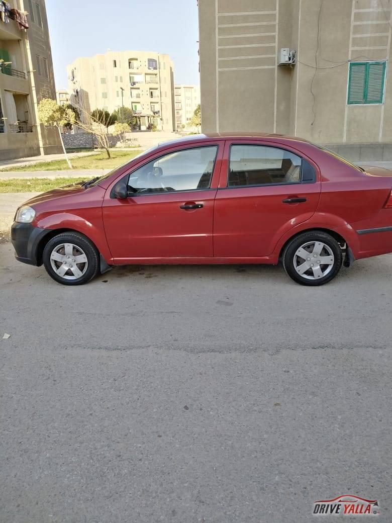 شيفرولية أفيو مستعملة للبيع فى مصر 2009