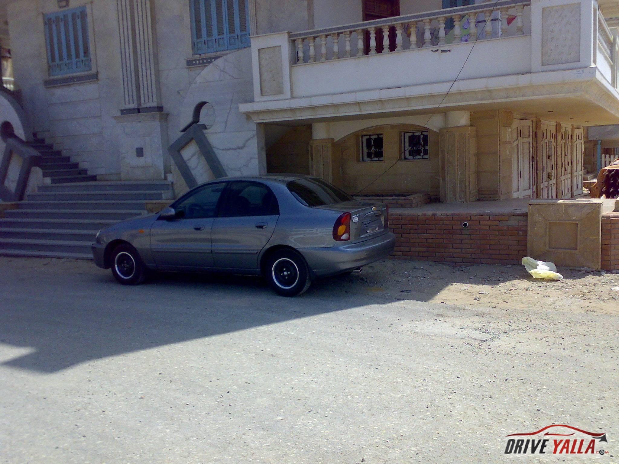 شيفرولية  لانوس مستعملة للبيع فى مصر 2014