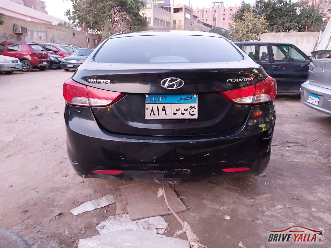 هيونداي الينتر مستعملة للبيع فى مصر بالتقسيط  2013