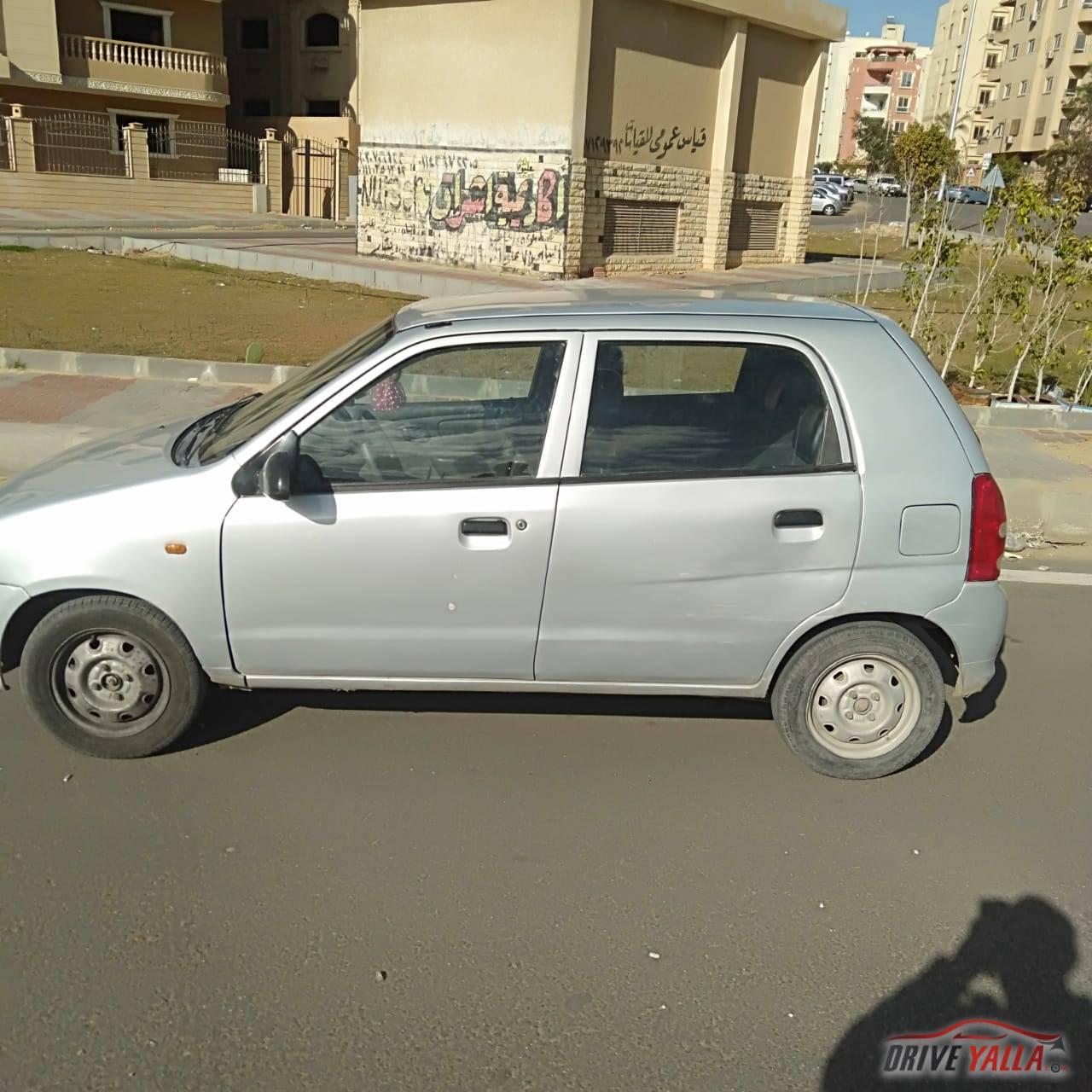 سوزكي التو  مستعملة للبيع فى مصر 2008