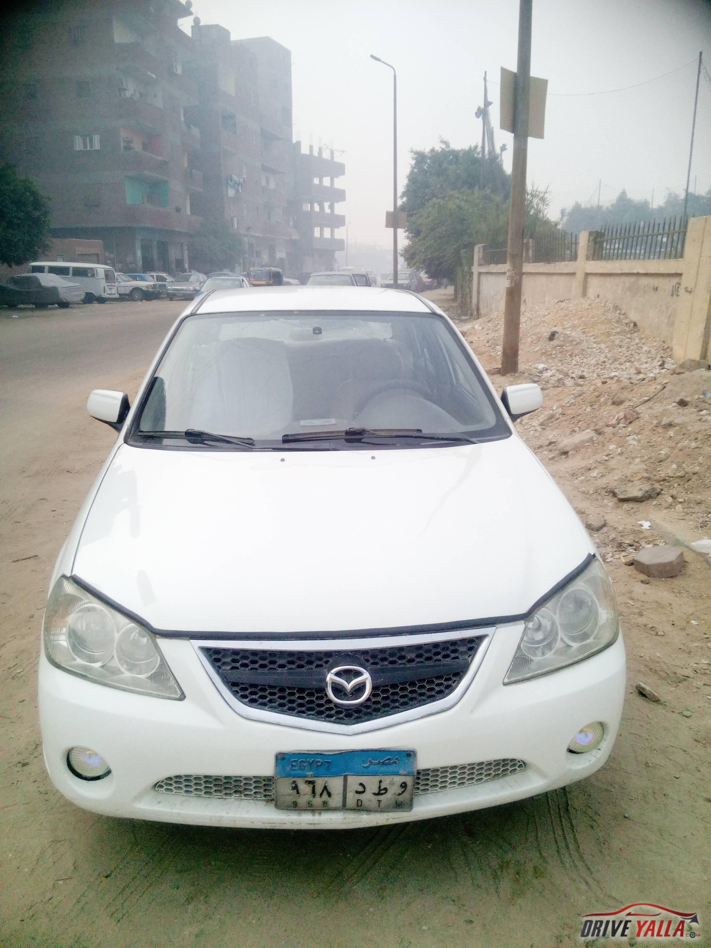 هايما مازدا مستعملة للبيع فى مصر 2008