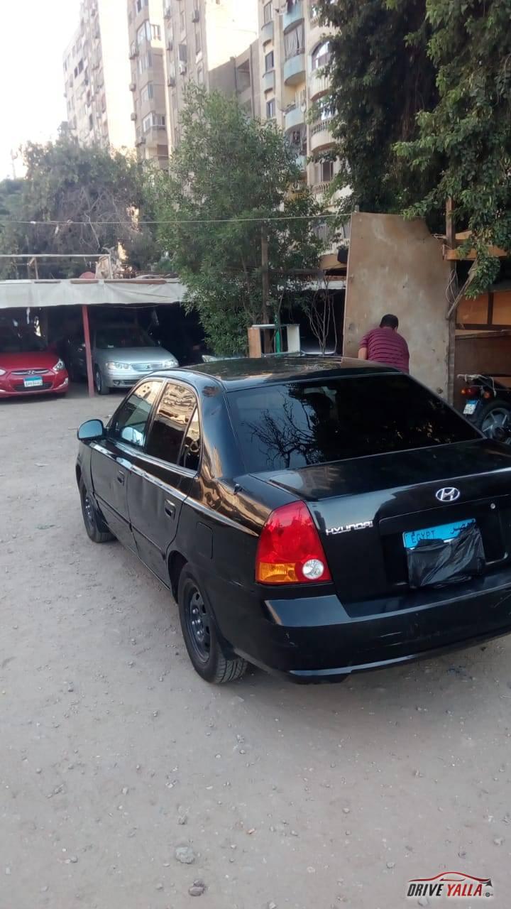 فيرنا Gls  مستعملة للبيع فى مصر  2015