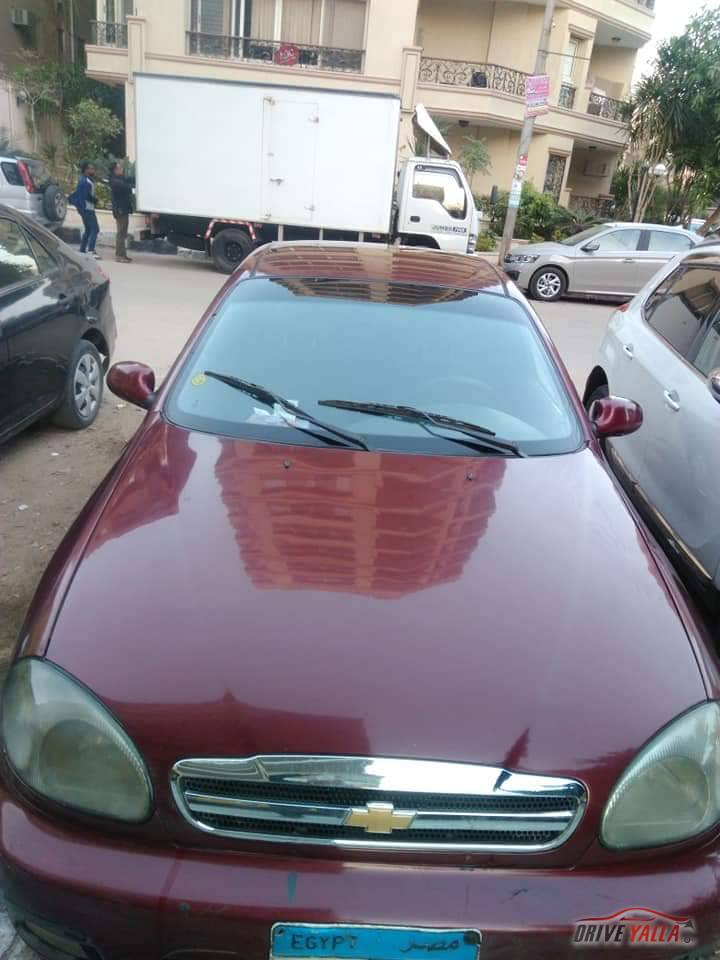 شفرولية لانوس مستعملة للبيع فى مصر 2014