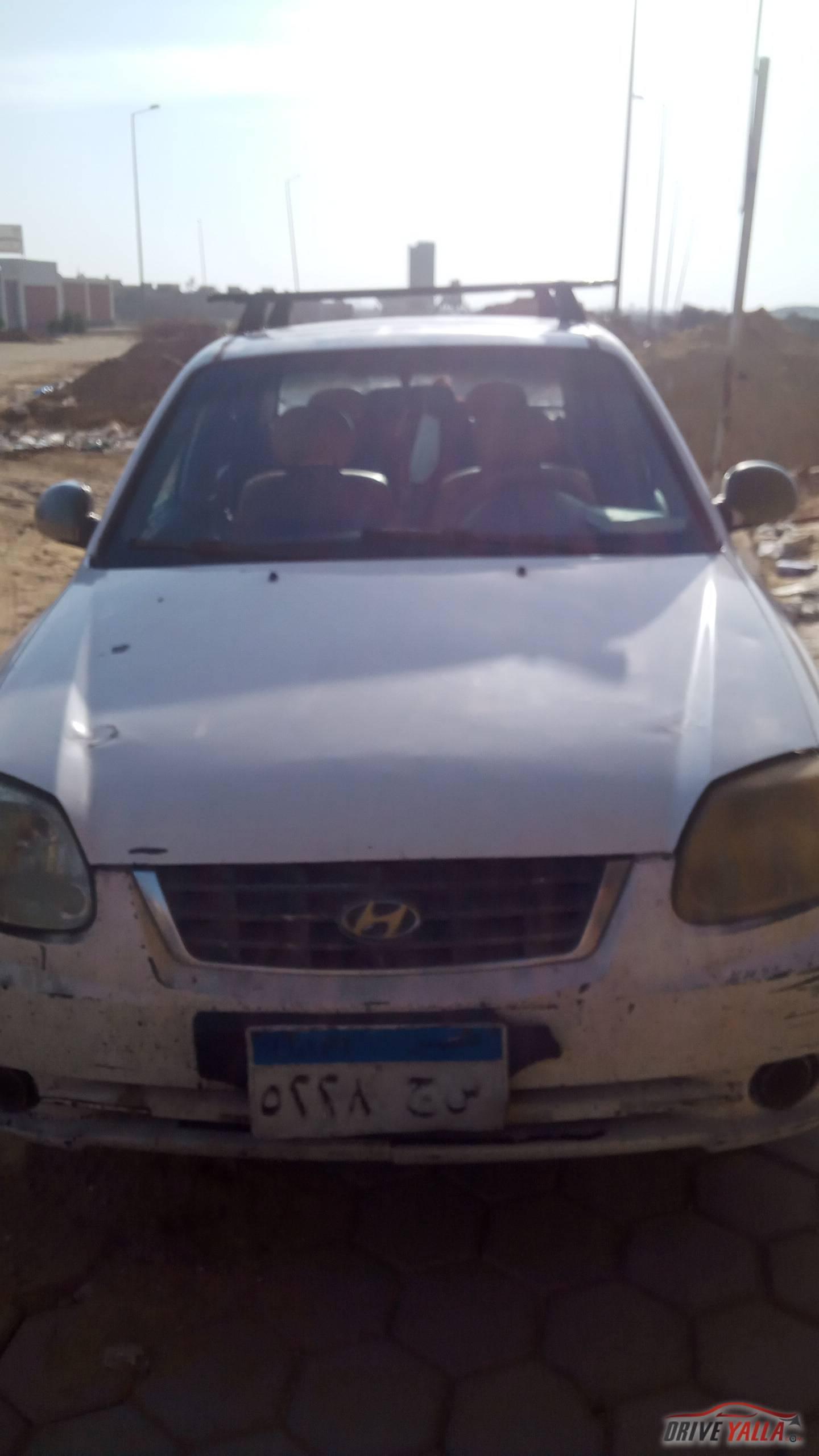 هيواندى فيرنا مستعملة  للبيع  فى مصر 2014