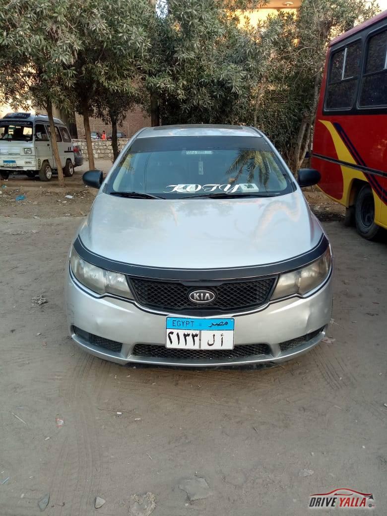 كيا سيراتو  مستعملة للبيع فى مصر بالتقسيط 2010