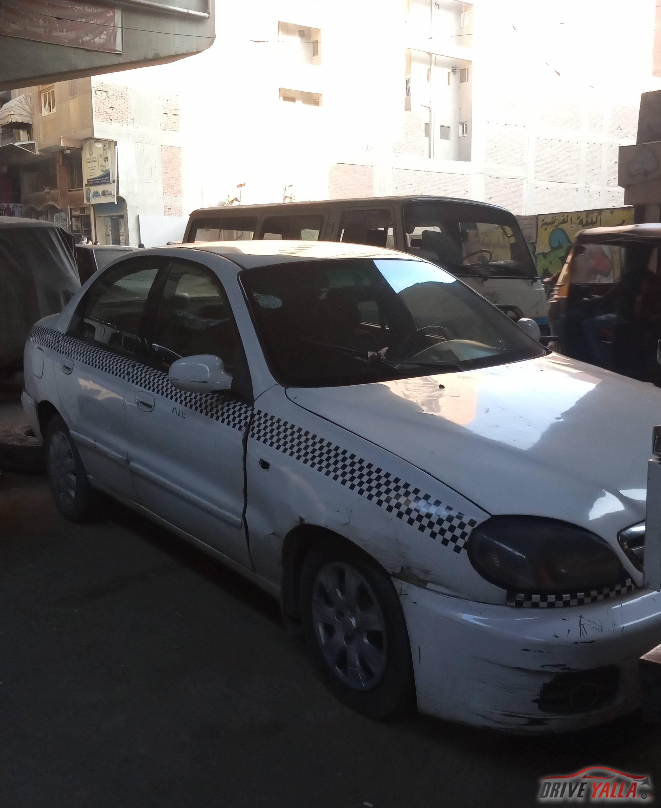 شيفرولية لانوس مستعملة للبيع فى مصر 2011