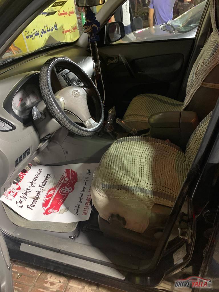 سبيرانزا تيجو مستعملة للبيع فى مصر ٢٠١٣