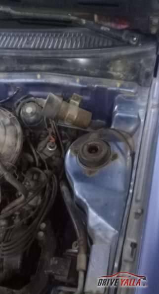 هيونداي اكسيل مستعملة للبيع فى مصر 1995