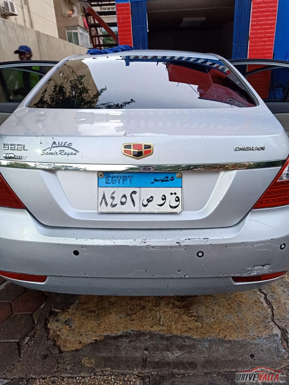 جيلى اميجراند مستعملة للبيع فى مصر 2014