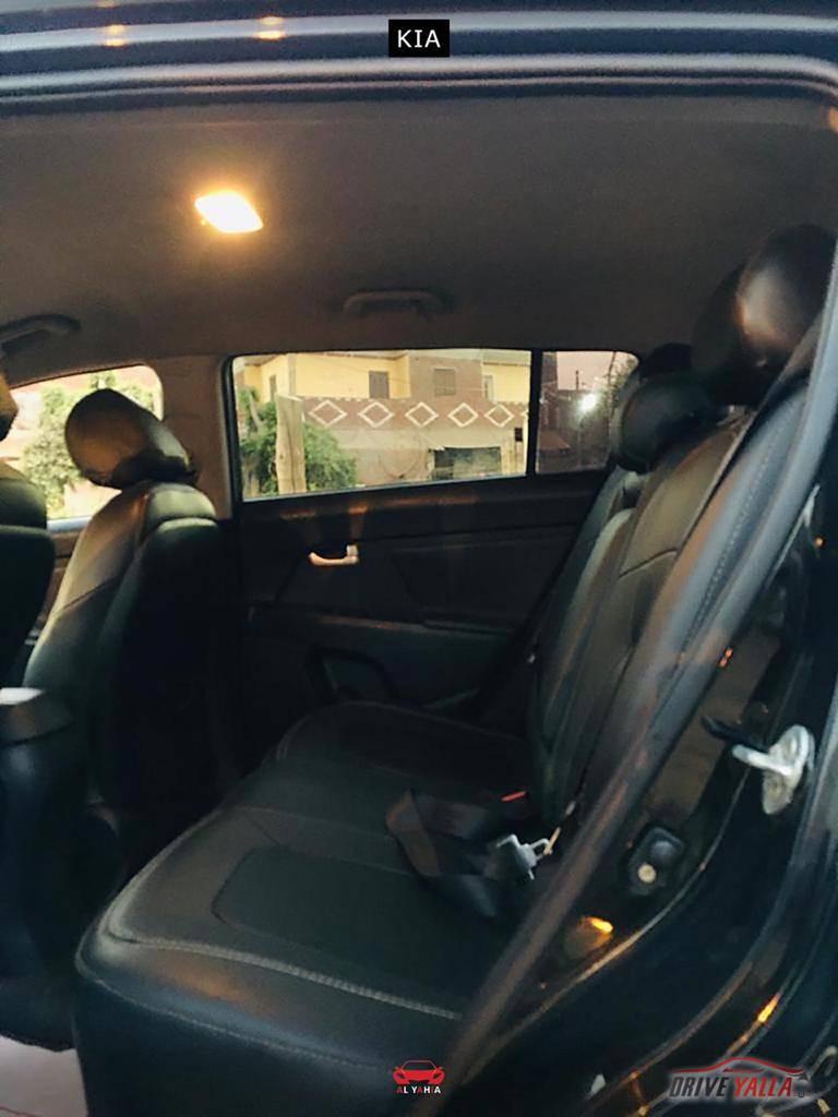 كيا سبورتاج مستعملة للبيع فى مصر 2012