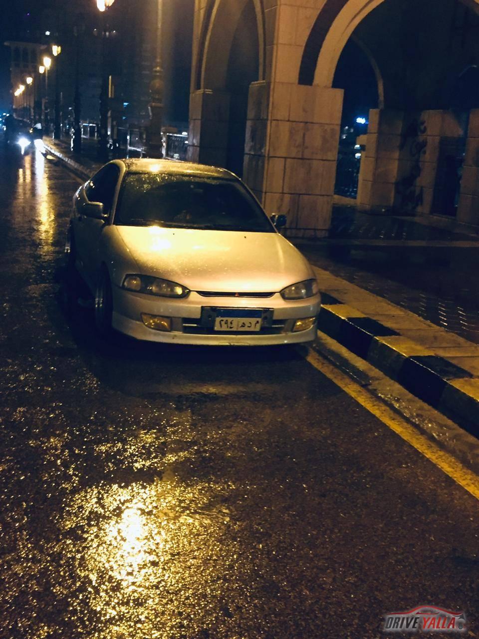 سياره ميتسوبيشي ميراج كوبيه