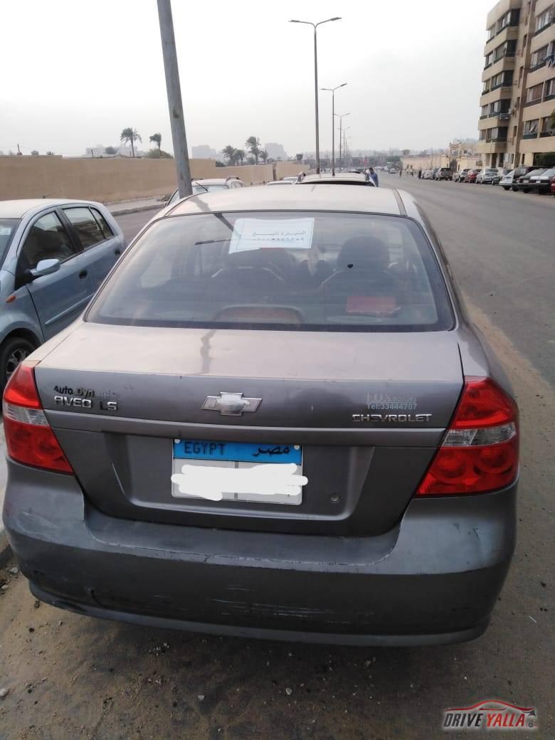 شفرولية افيو مستعملة للبيع فى مصر 2007