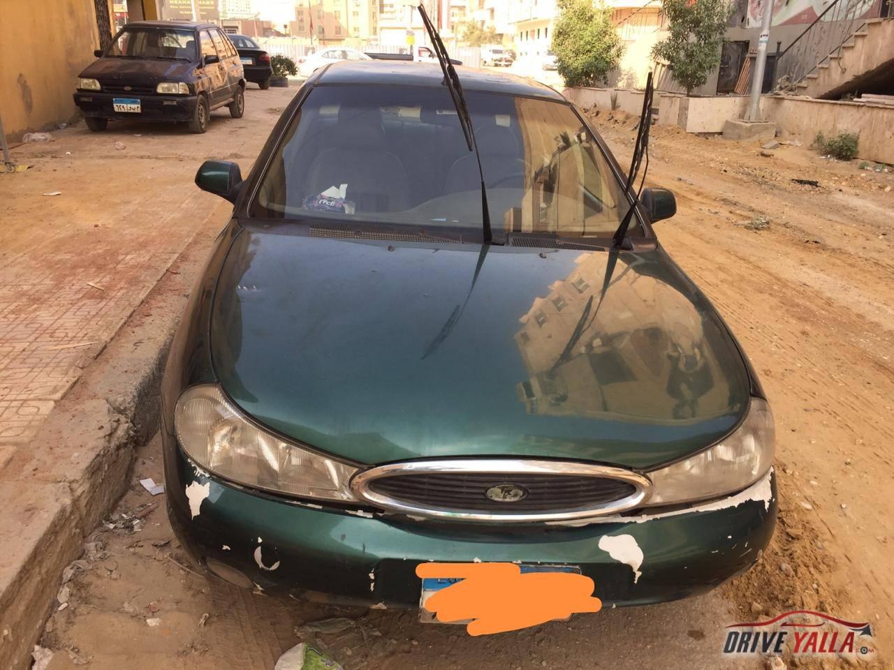 فورد مونديو مستعملة للبيع فى مصر 1998