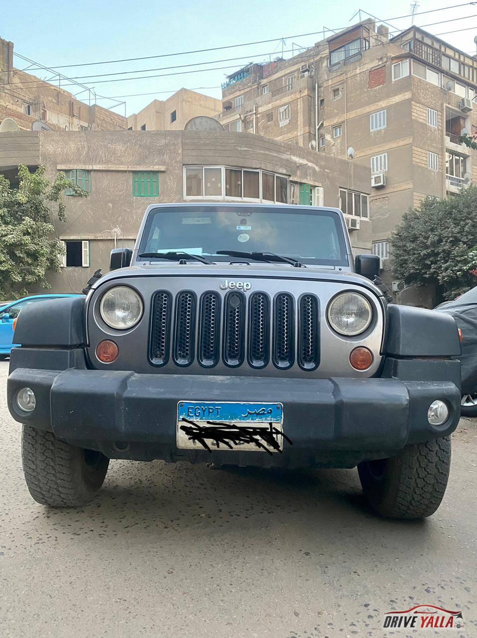 سيارة Wrangler مستعملة للبيع في مصر 2011