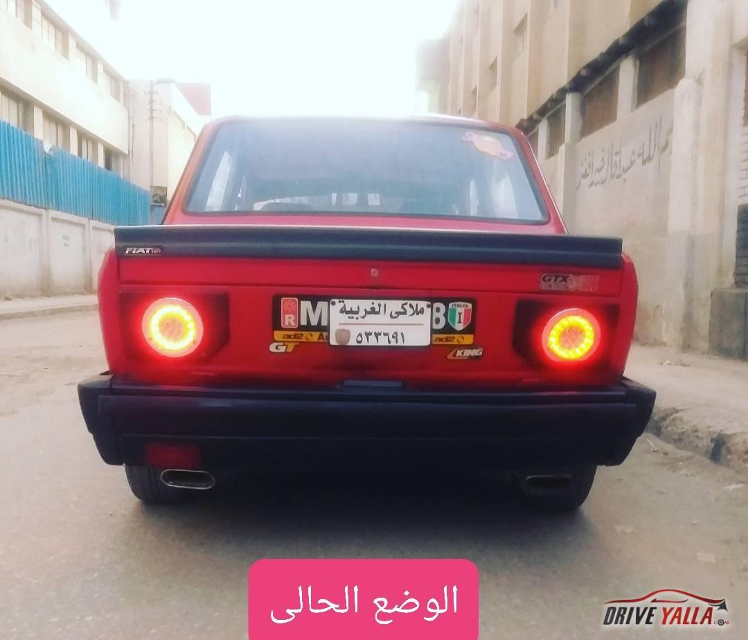 فيات 128 مستعملة للبيع فى مصر 1987