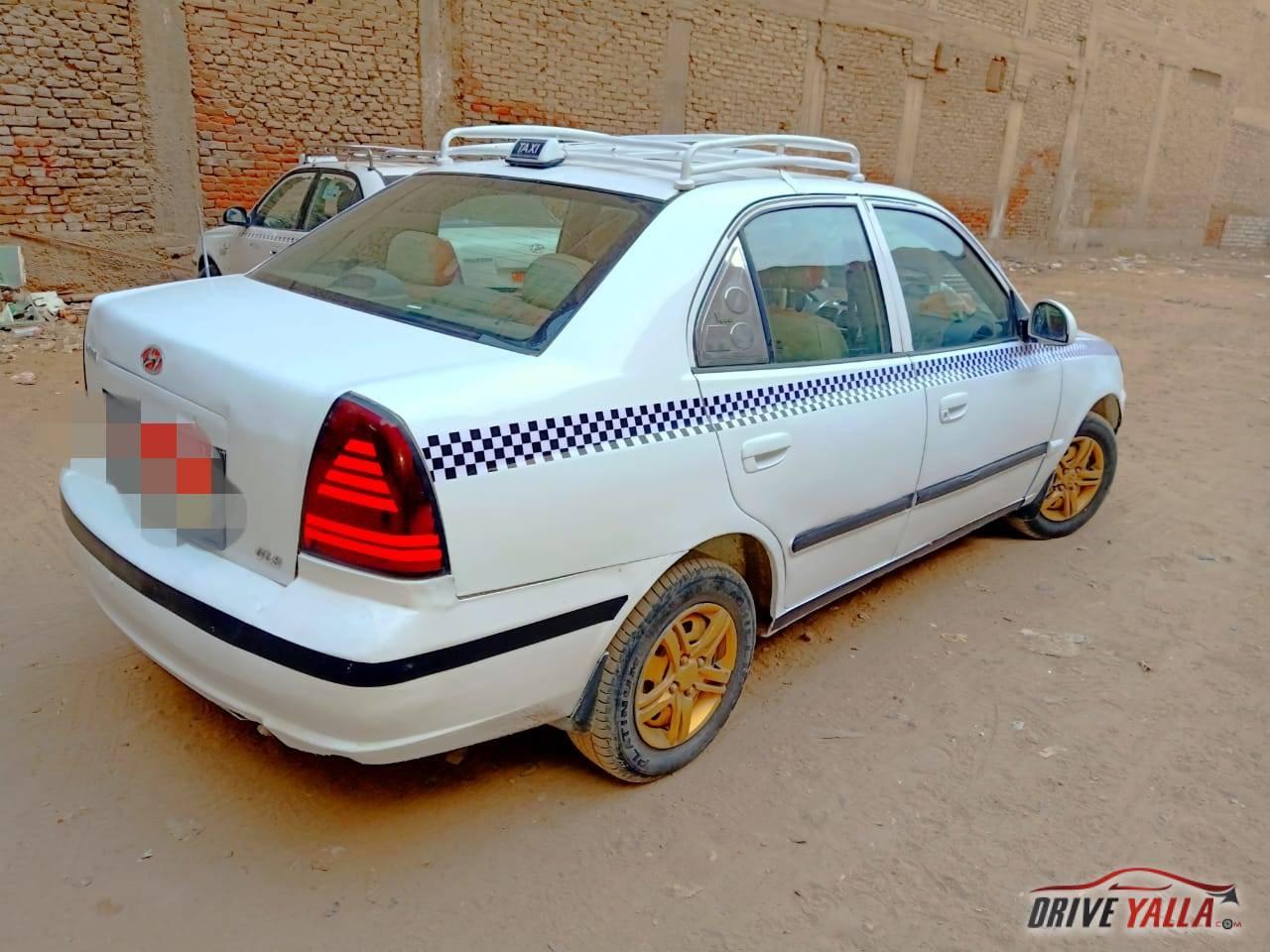 هيواندى ڤيرنا مستعملة  للبيع  فى مصر بالتقسيط 2013
