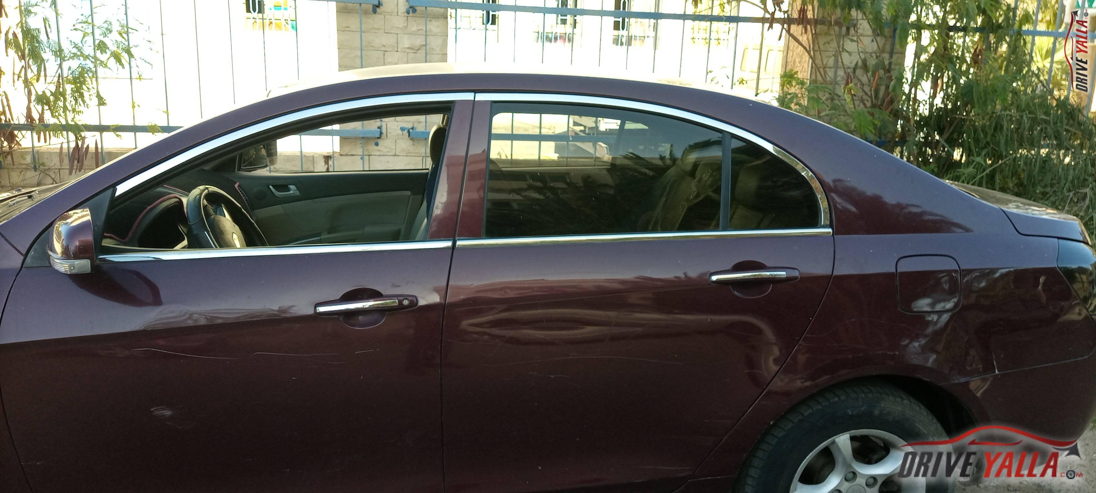 سياره جيلي ام جراند 7 مستعملة للبيع فى مصر 2014