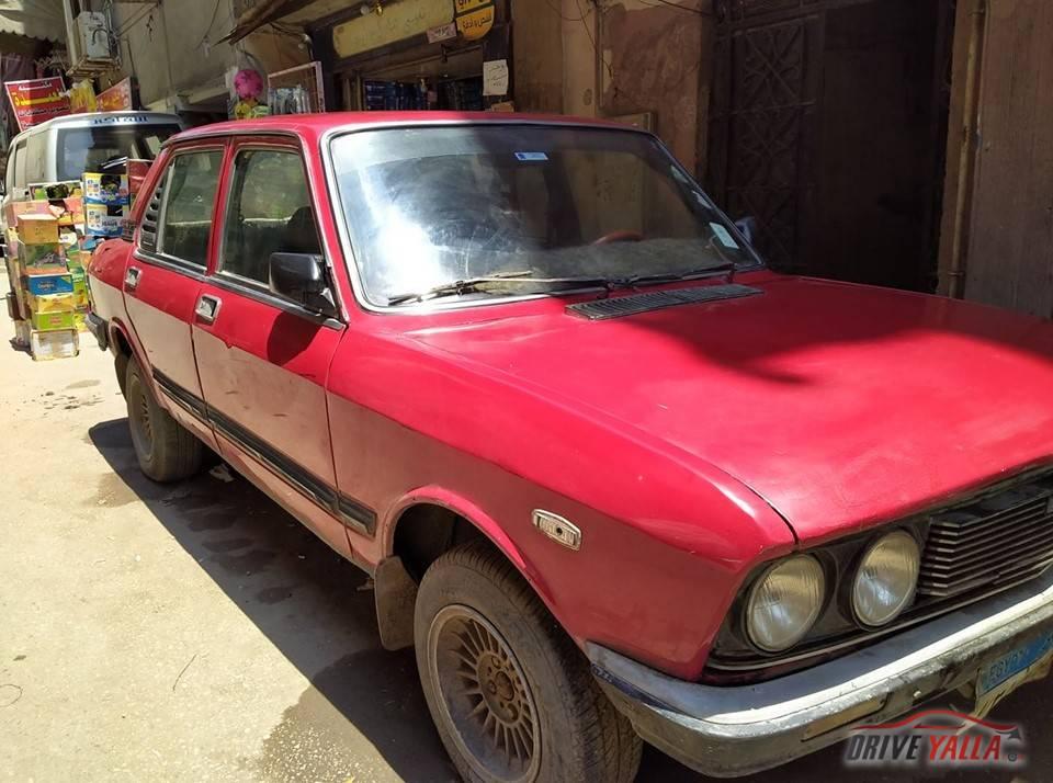 سيارة 132  مستعملة للبيع فى مصر 1976