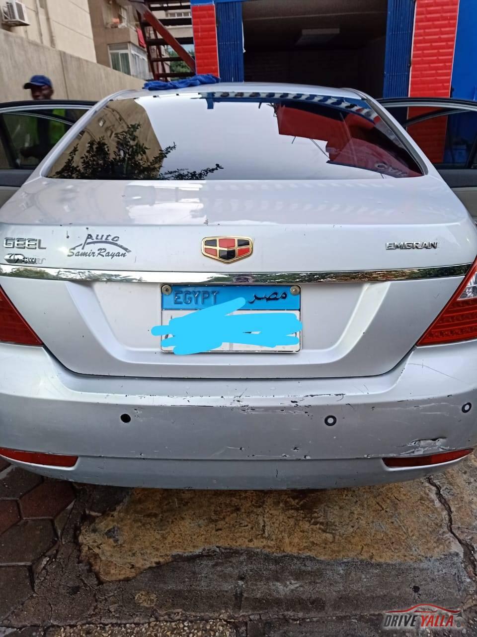 جيلى اميجراند مستعملة للبيع فى مصر بلتقسيط  2014