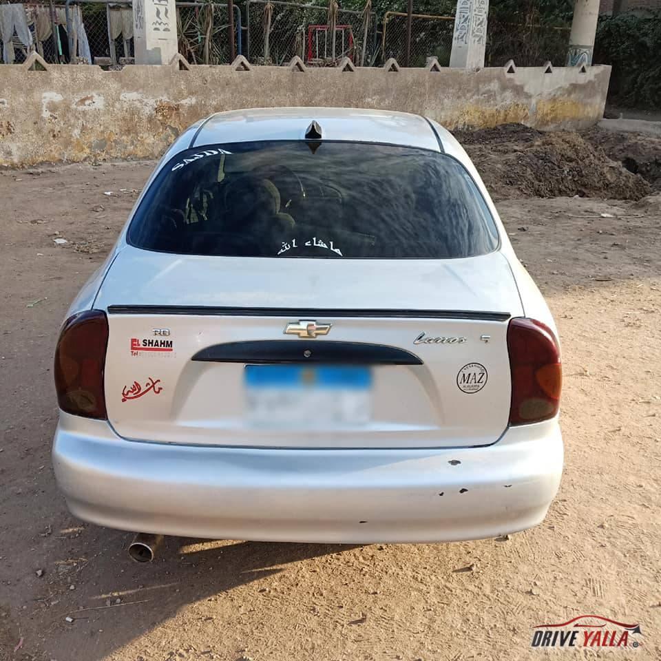 شيفروليه لانوس مستعملة للبيع فى مصر بالتقسيط 2015