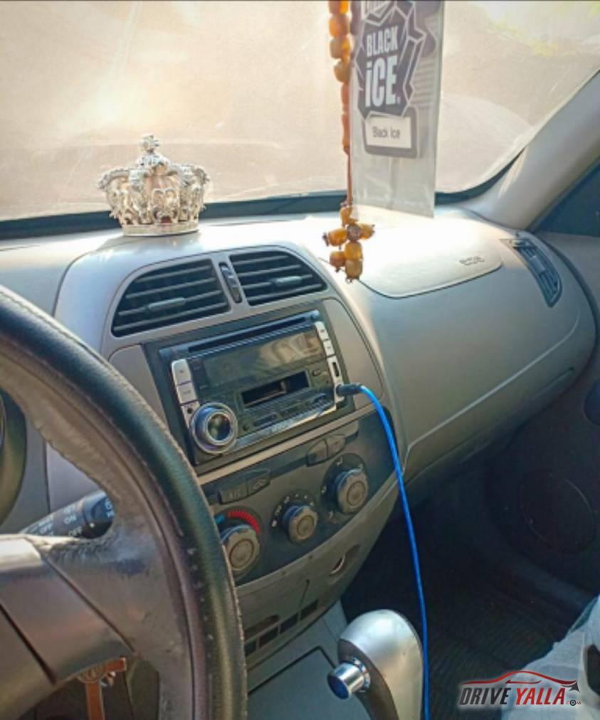 تيجو اسبرانزا مستعملة للبيع فى مصر 2011