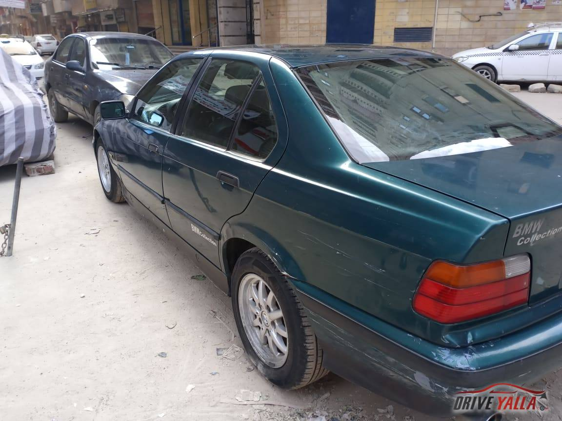 سيارة BMW 318 مستعملة للبيع فى مضر 1998