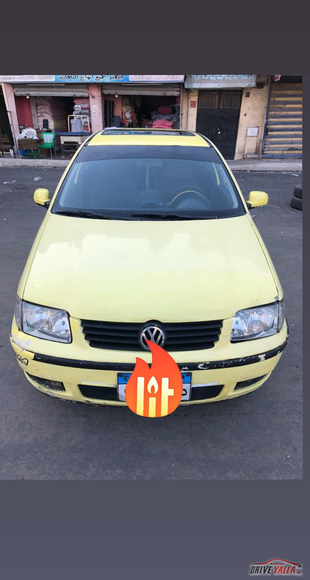 بولو 2001 Polo 2001