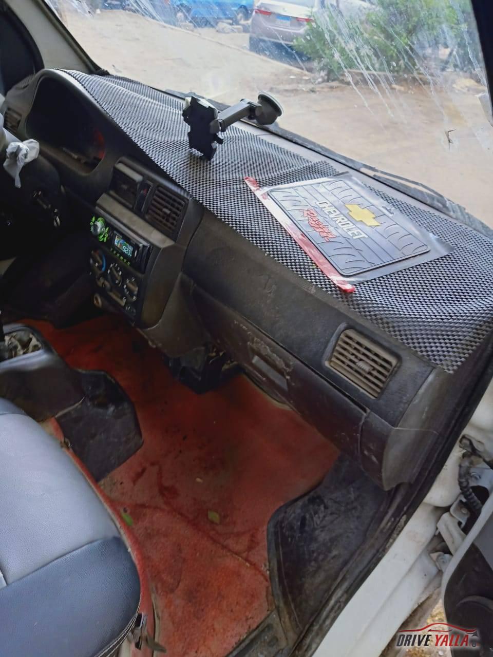 شيفرولية  n 300 مستعملة للبيع فى مصر 2014