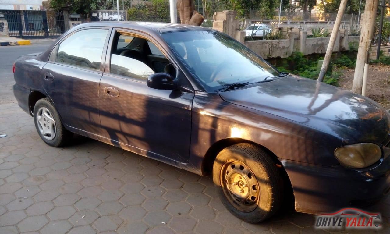 سياره كيا سيفيا 1999