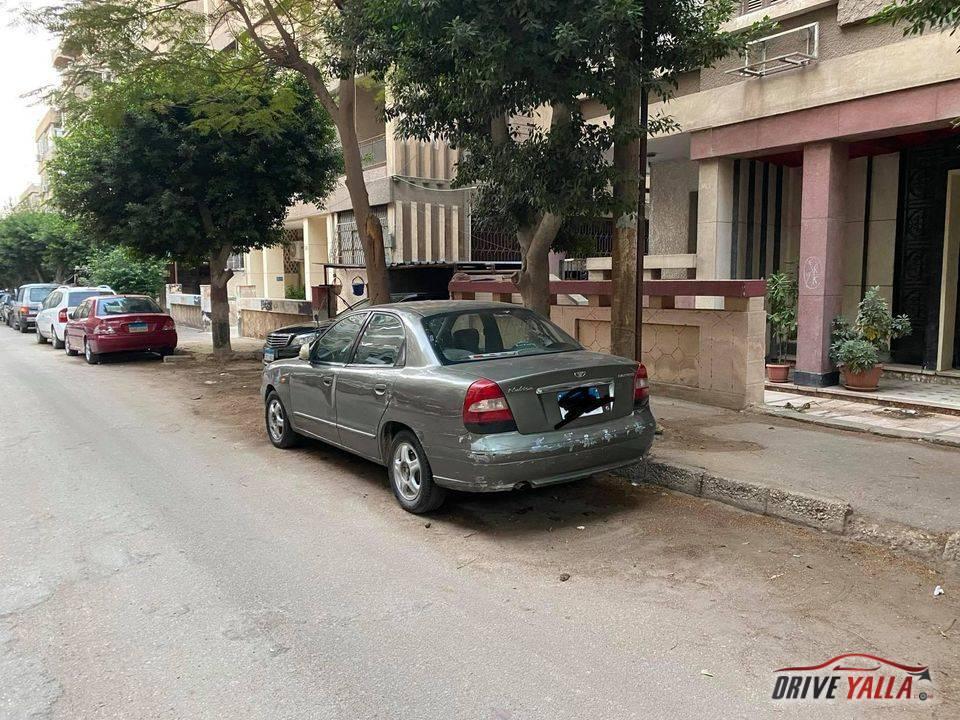 نوبيرا 2 مستعملة للبيع فى مصر 2007