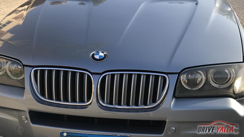BMW X3 2011 M Sport Package
