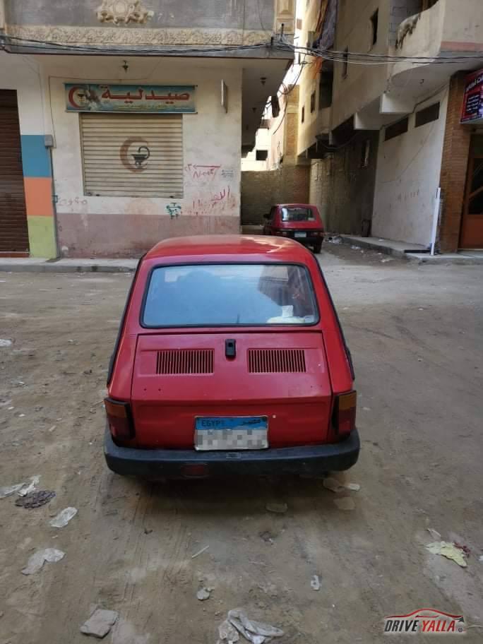 ١٢٦ فيات مستعملة للبيع فى مصر 1994