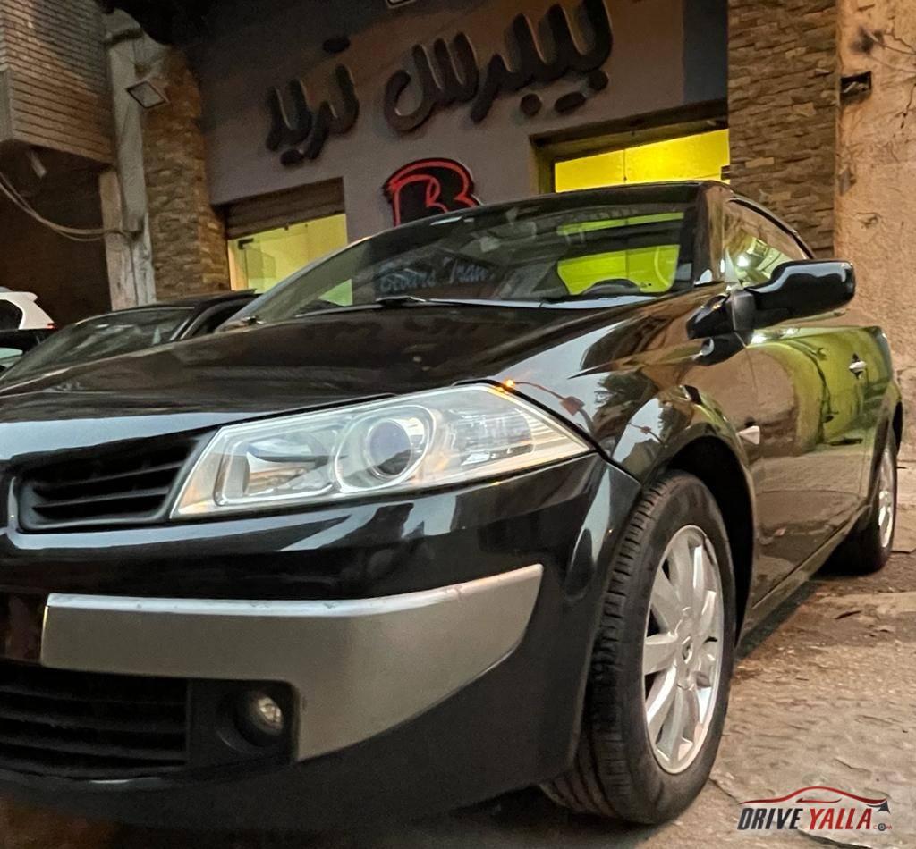 رينو ميجان مستعملة للبيع فى مصر 2007