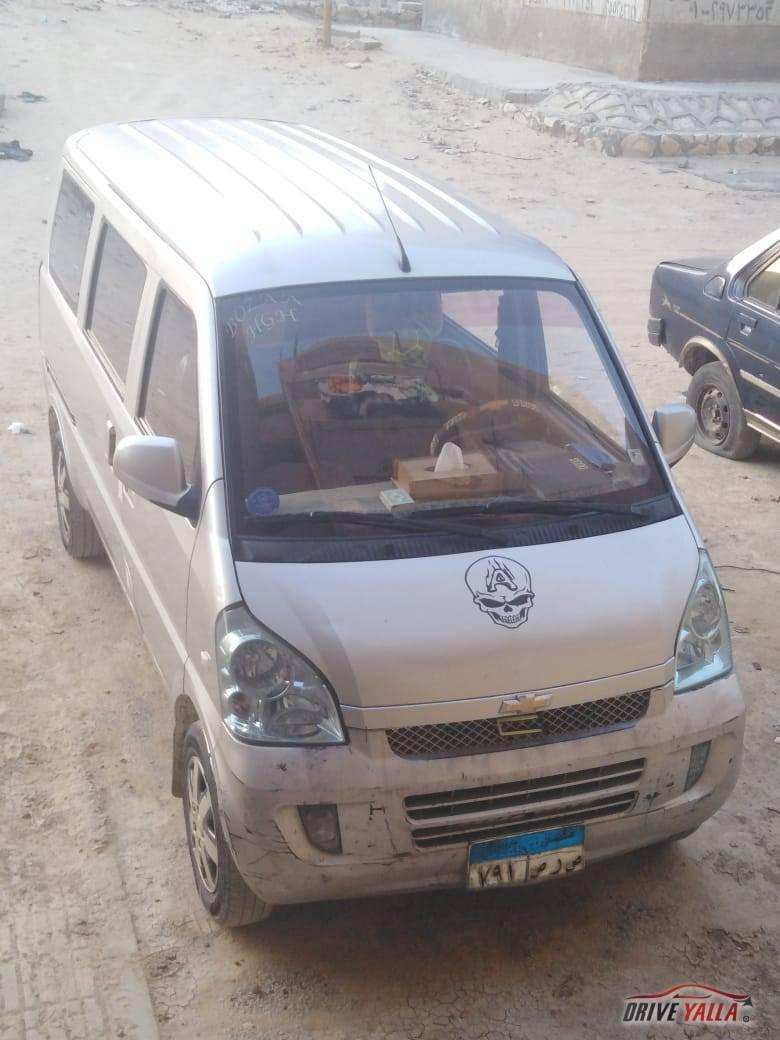 سيارة  شيفروليه N398 مستعملة للبيع فى مصر 2016