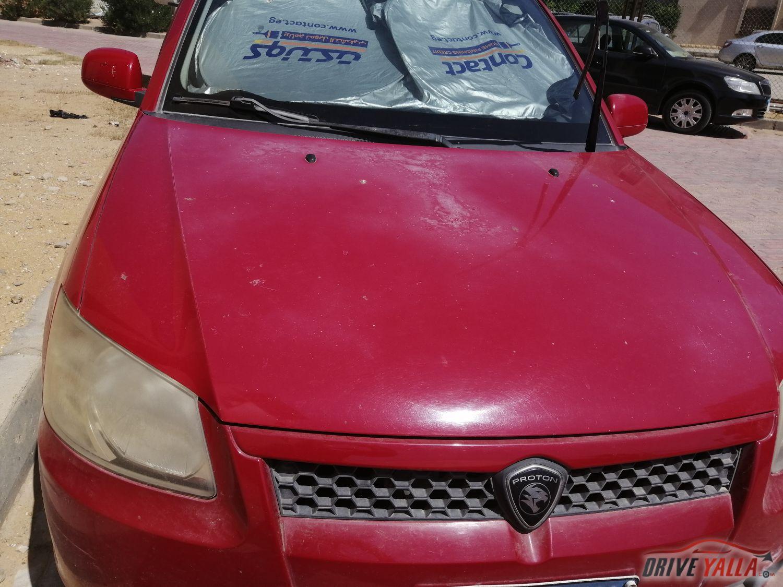 بروتون ساجا مستعملة للبيع فى مصر 2013