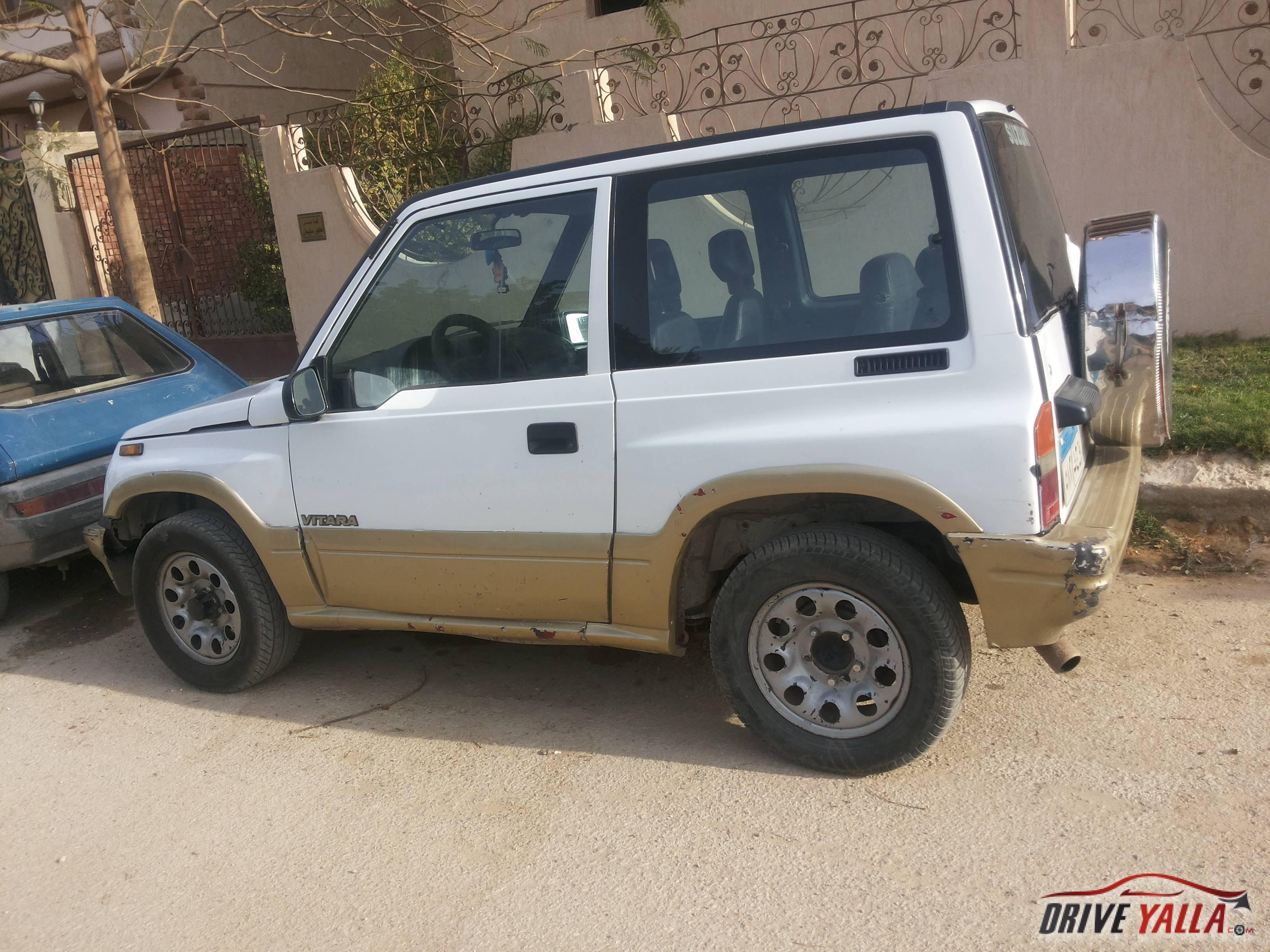 سوزوكي فيتارا مستعملة للبيع فى مصر  2001