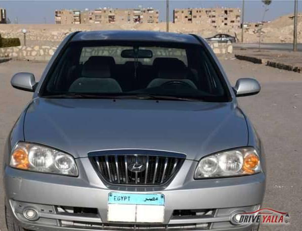 هيواندى افانتى مستعملة للبيع فى مصر 2005
