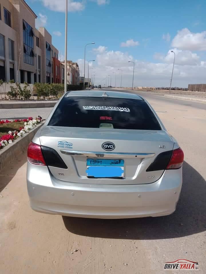 بى واى دى L3 مستعملة للبيع فى مصر  بالتقسيط 2017