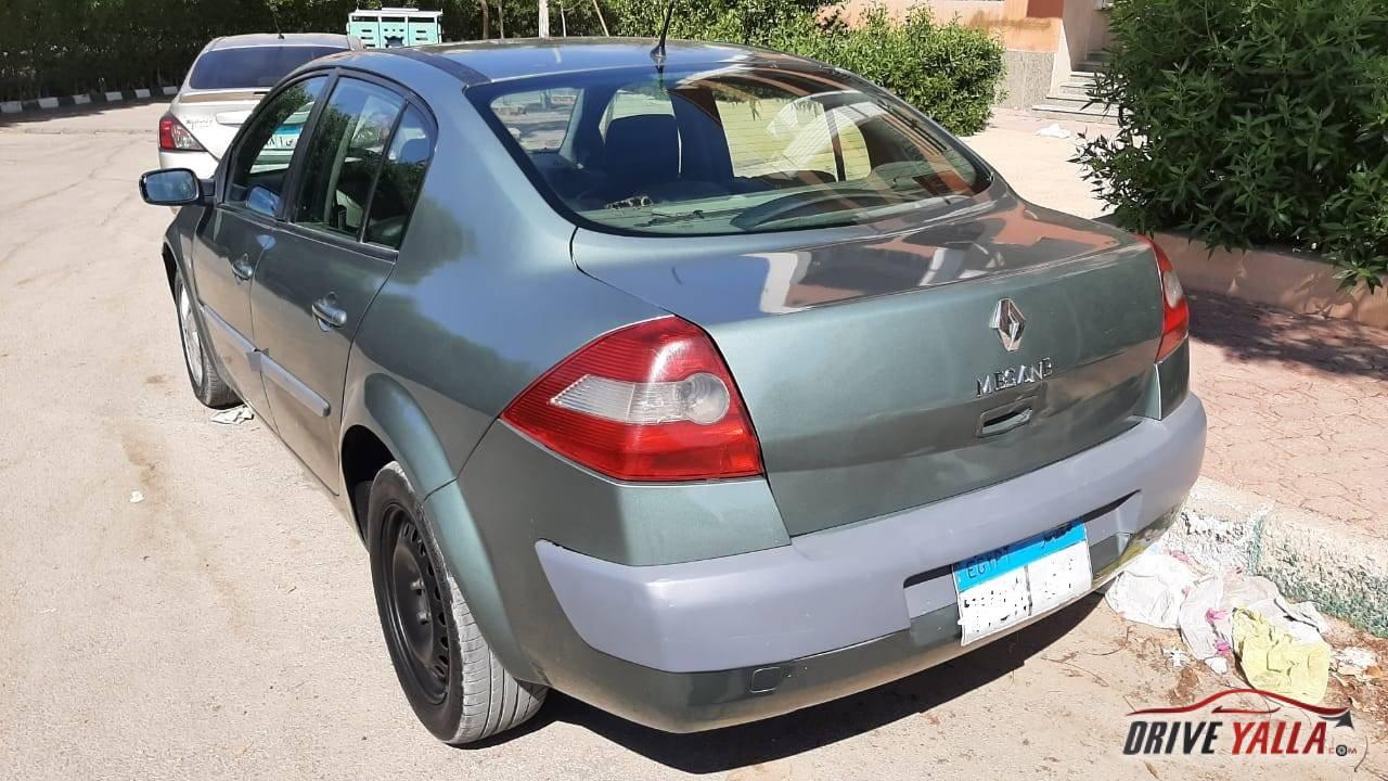 رينو ميجان مستعملة للبيع فى مصر 2006