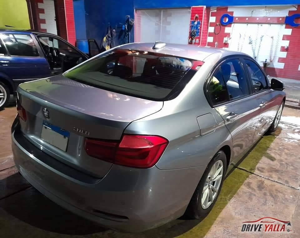 BMW F30 318i مستعملة للبيع فى مصر بتانقسيط 2017