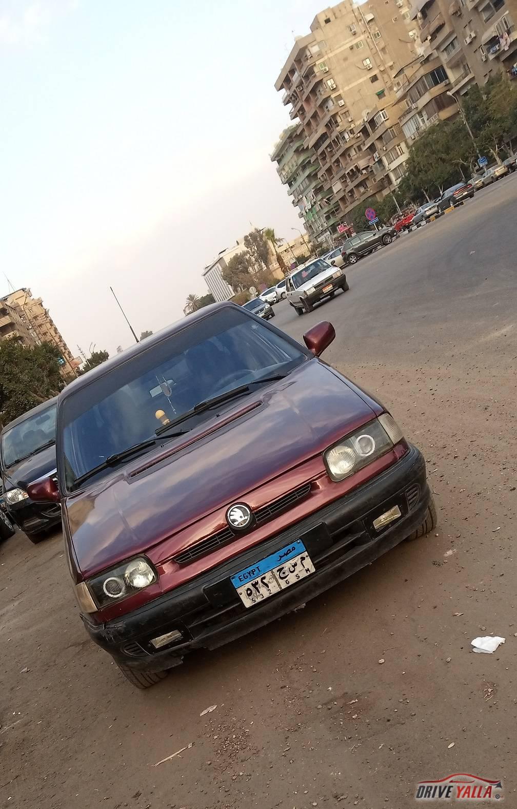 فيليشيا 96 GLX مستعملة للبيع فى مصر 1996