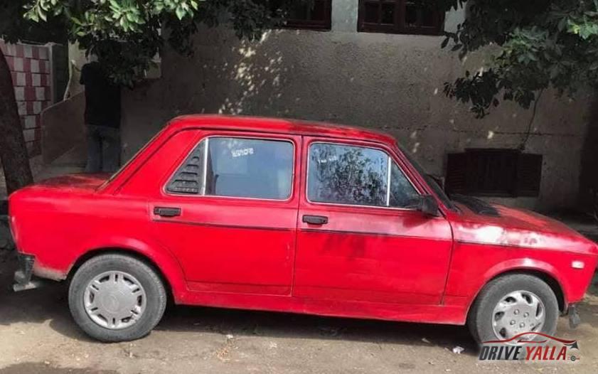 سيارة 128 مستعملة للبيع فى مصر  1979
