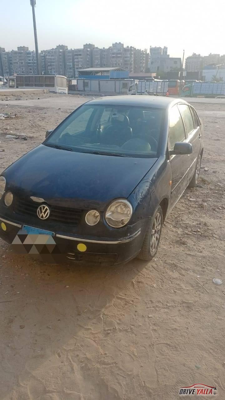بولو مستعملة للبيع فى مصر 2004