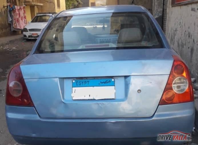 اسبرنزا 516. مستعملة للبيع فى مصر 2007