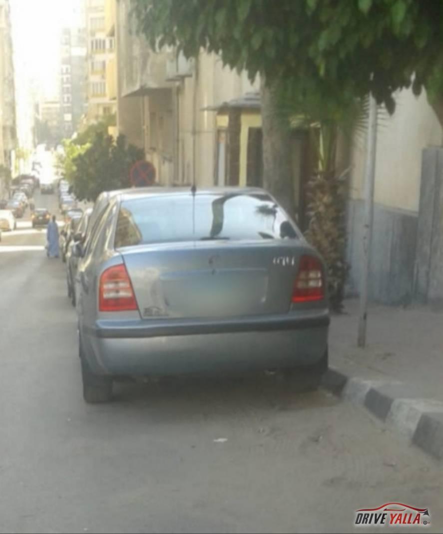 سكودا اوكتافيا  A4 مستعملة للبيع فى مصر 2004